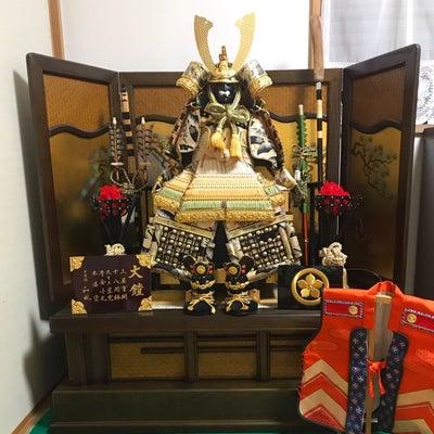 鎧兜☆の記事に添付されている画像
