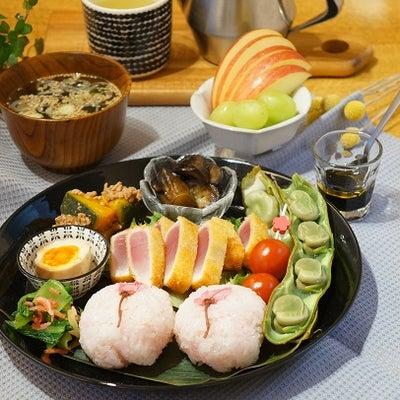 常備菜で和ンプレート晩ごはんの記事に添付されている画像