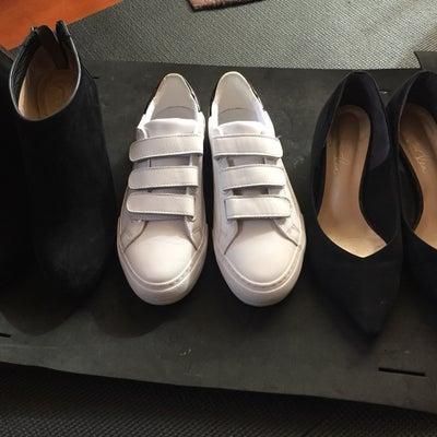 靴のつま先の形と自分の足のつま先の形の記事に添付されている画像