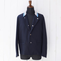 Kazuki Nagayama(カズキナガヤマ) 新作リブジャケット入荷!の記事に添付されている画像