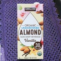 アーモンドミルク バニラの記事に添付されている画像