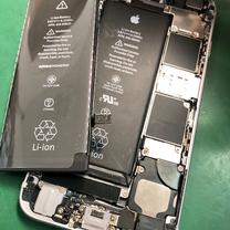 【修理事例】3年使ってヘタってしまったiPhone7のバッテリー交換の記事に添付されている画像