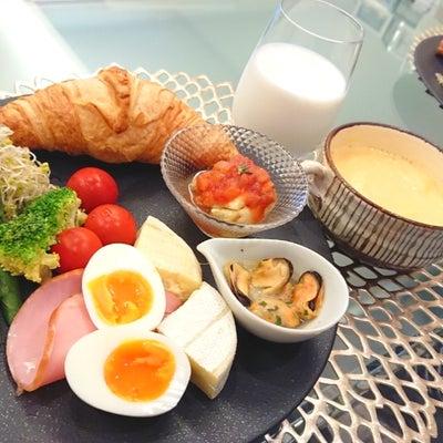 *おうちごはん*一緒に朝ごはんの記事に添付されている画像