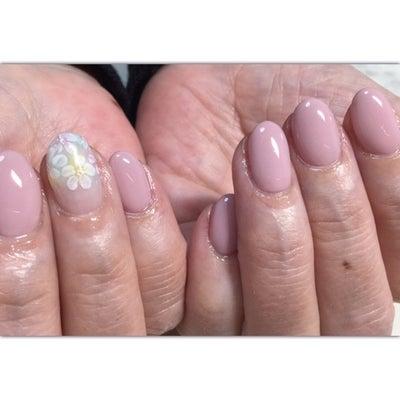 ピンク×春フラワーの記事に添付されている画像