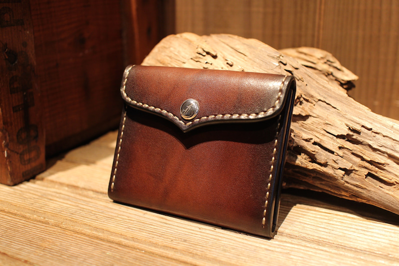 official photos b1215 16c4b よりシンプルなサブ財布、できました | SWL leather works BLOG
