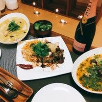 41歳バースデー祝い。彼氏の手料理!の記事に添付されている画像