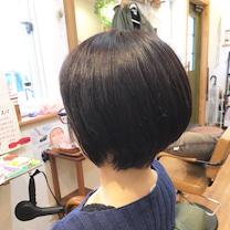香草カラー→ふんわり艶カラーの記事に添付されている画像