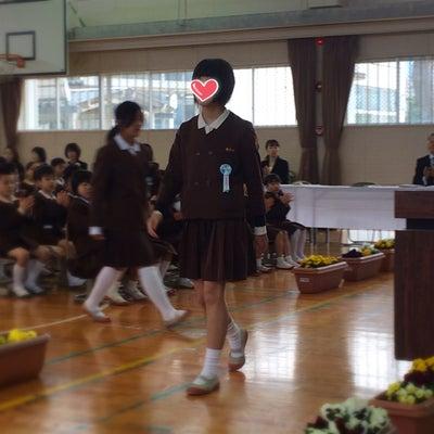 長女の卒業式♡中学生になる娘に幸あれ!!の記事に添付されている画像