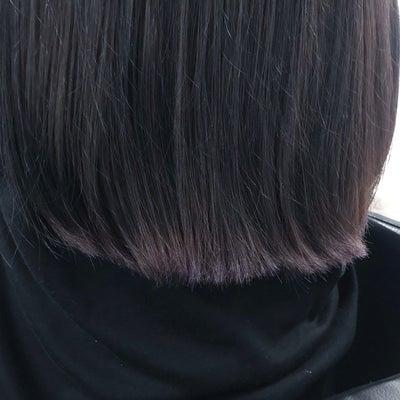 毛先ヘアカラー (女性)の記事に添付されている画像
