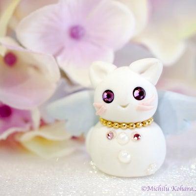 【追記あり】《感謝のプチ猫天使♪》期間限定の特別企画です(#^.^#)♡の記事に添付されている画像