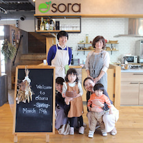 かんたんシフォン「ふわふわチョコシフォン」at 富士市 esoraの記事に添付されている画像