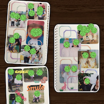 写真整理教室日◟̊◞̊生徒さん作品の記事に添付されている画像
