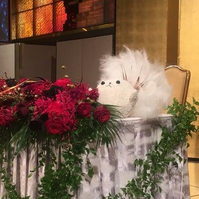 七海ひろきさんの最後のお茶会の記事に添付されている画像