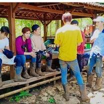 3/22 TVXQ&SJジョグジャカルタ3日目②の記事に添付されている画像