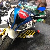 東京モーターサイクルショーの記事に添付されている画像