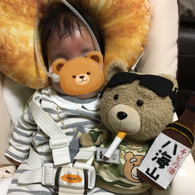 C病院受診とRちゃんのベット周りの記事に添付されている画像