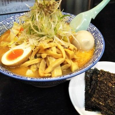 今月2度目の限定麺の記事に添付されている画像