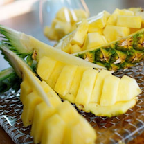 パイナップルがタンパク質吸収を早めるの記事に添付されている画像