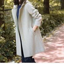 グローバルワークのコートの記事に添付されている画像