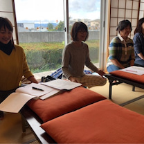 笑腸セラピー練習会&ハーブシート体験会@徳島の記事に添付されている画像