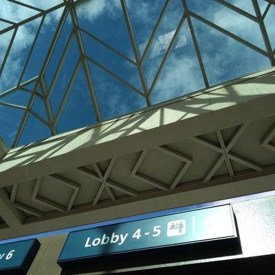 ダニエル・イノウエ空港から成田空港への記事に添付されている画像