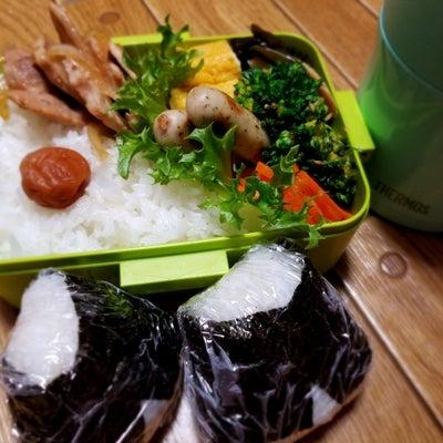 2019年3月23日のお弁当♪~豚肉ポン酢炒め弁当~の記事に添付されている画像