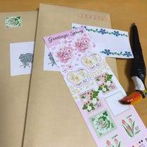 「Hana to Tori」縫い順表訂正のご連絡・・・と委託先納品レポ★の記事に添付されている画像