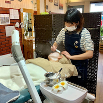 【お顔そりには理容師国家資格が必要です】徳島市でお顔そりするなら理容店であるJIの記事に添付されている画像