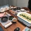 15分でできたおうちパーティーごはんと、食卓を華やかに見せるコツ