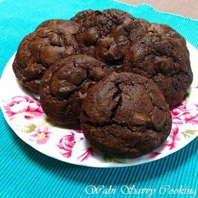 究極と呼びたいレシピ2 ~ダブルチョコレートブラウニークッキー~の記事に添付されている画像