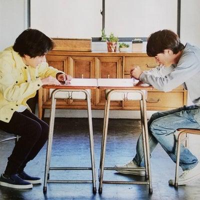 太郎ちゃんと御村くんの記事に添付されている画像