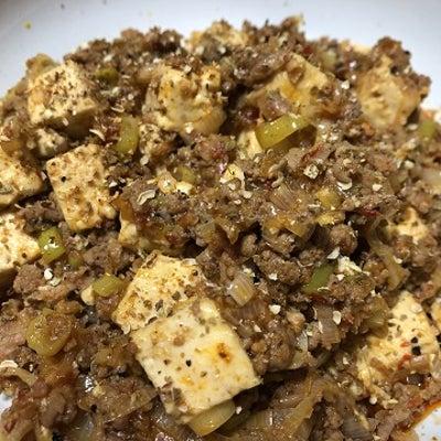 麻婆豆腐の記事に添付されている画像