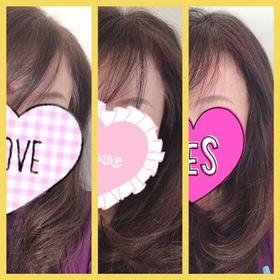アートネイチャー白髪染め2回目終了の記事に添付されている画像