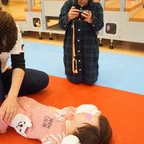 PT(理学療法)受診 35回目/お姉ちゃんが初めてリハビリ見学への記事に添付されている画像