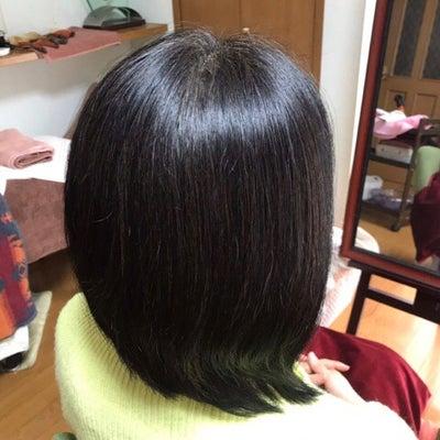 くせ毛のパサパサと広がりが変るヘナの記事に添付されている画像