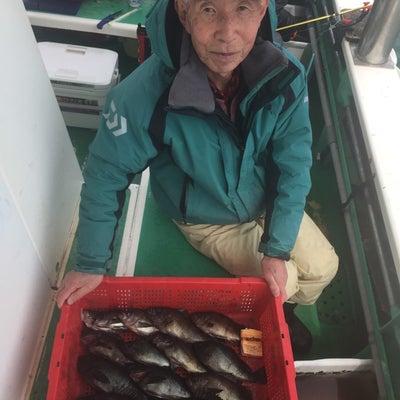 仙正丸3/23(土)朝便メバル釣り釣果情報の記事に添付されている画像