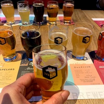 オシャレな昼ビール!の記事に添付されている画像