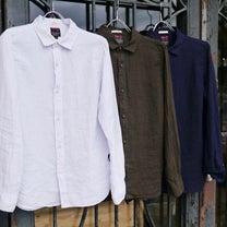 【BRÚ NA BÓINNE リネンシャツ】の記事に添付されている画像