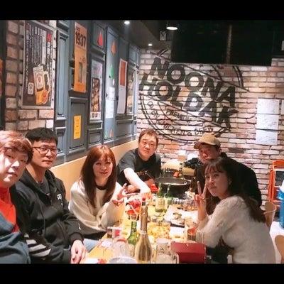 韓国旅行 夜ご飯の後の二軒目3軒目。。。^_^の記事に添付されている画像