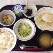 病院食とクレープ、ケーキ(^o^)の記事に添付されている画像