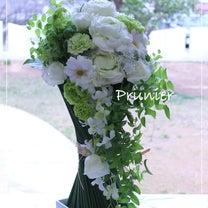 フトイを使って豪華な花装飾の記事に添付されている画像