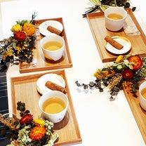 SIONEの「花とうつわ」ミモザのスワッグのワークショップの記事に添付されている画像
