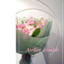 ピンク色のブーケ☆の記事に添付されている画像