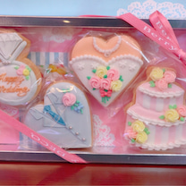 可愛いクッキーの記事に添付されている画像