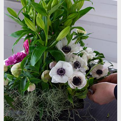 日本花資格検定パリスタイル2級 華夢フラワーデザインスクール の記事に添付されている画像