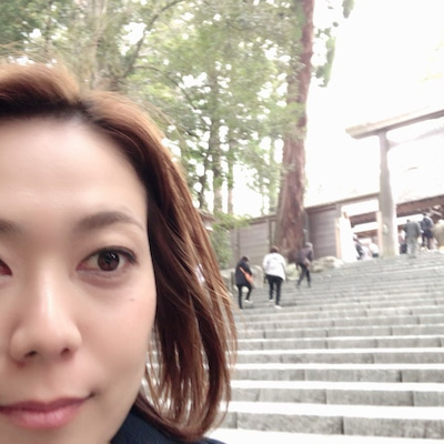 【伊勢神宮、初の正式参拝!】の記事に添付されている画像