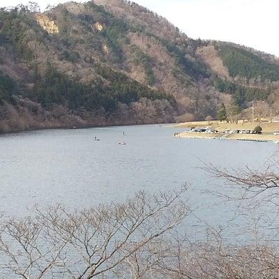 今日は届かず東古屋湖の記事に添付されている画像
