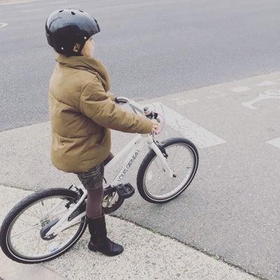 寒さと自転車。の記事に添付されている画像