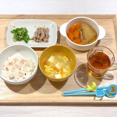 2歳長男のリアル晩ごはん♡簡単調理!の記事に添付されている画像