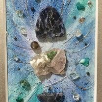 春分星の一年の始まりに寄せて〜クリスタルアート〜それは石たちの共振から生まれる創の記事に添付されている画像